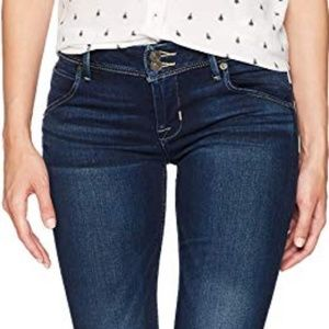 Hudson COLLIN flap skinny jeans